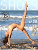 Anahi - Nude Yoga Beach