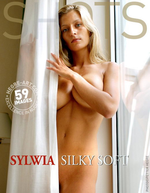 Sylwia - `Silky Soft` - by Petter Hegre for HEGRE-ART
