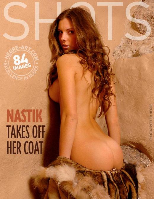 Nastik - `Takes Off Her Coat` - by Petter Hegre for HEGRE-ART