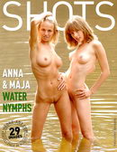 Anna & Maja in Water Nymphs gallery from HEGRE-ART by Petter Hegre