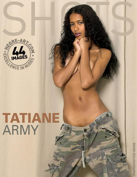 Tatiane - `Army` - by Petter Hegre for HEGRE-ART