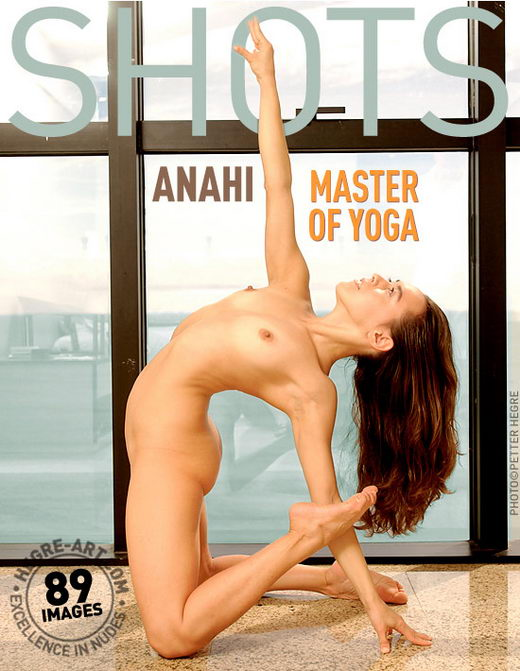 Anahi - `Master Of Yoga` - by Petter Hegre for HEGRE-ART