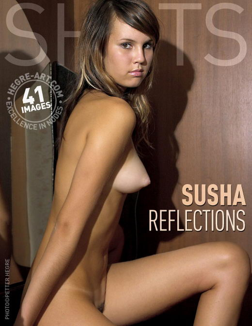 Susha - `Reflections` - by Petter Hegre for HEGRE-ART