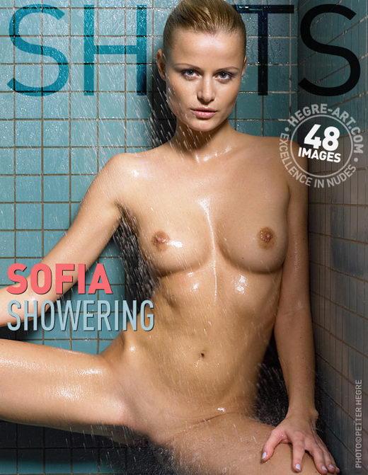 Sofia - `Showering` - by Petter Hegre for HEGRE-ART