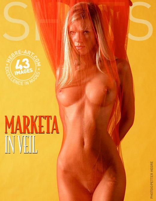 Marketa - `In Veil` - by Petter Hegre for HEGRE-ART