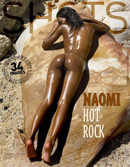 Naomi - `Hot Rock` - by Petter Hegre for HEGRE-ART