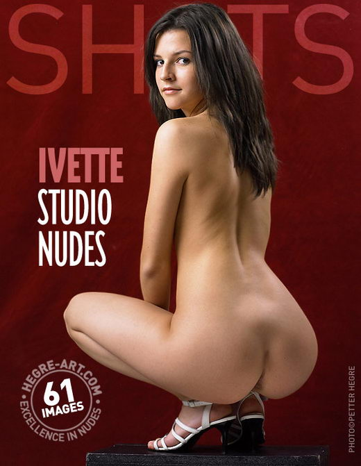 Ivette - `Studio Nudes` - by Petter Hegre for HEGRE-ART