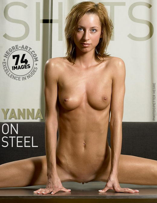 Yanna - `On Steel` - by Petter Hegre for HEGRE-ART