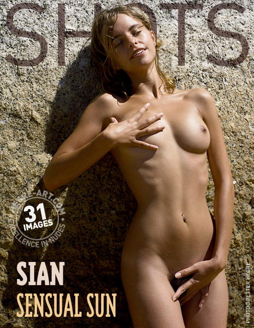 Sian - `Sensual Sun` - by Petter Hegre for HEGRE-ART