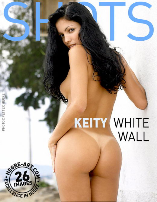 Keity - `White Wall` - by Petter Hegre for HEGRE-ART