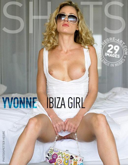 Yvonne - `Ibiza Girl` - by Petter Hegre for HEGRE-ART