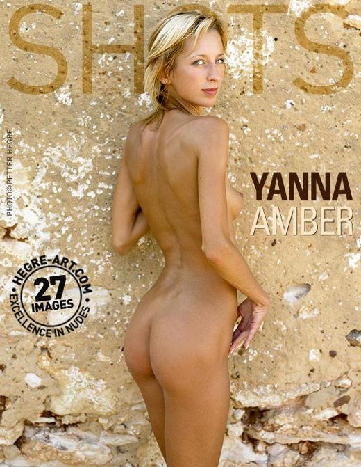 Yanna - `Amber` - by Petter Hegre for HEGRE-ART