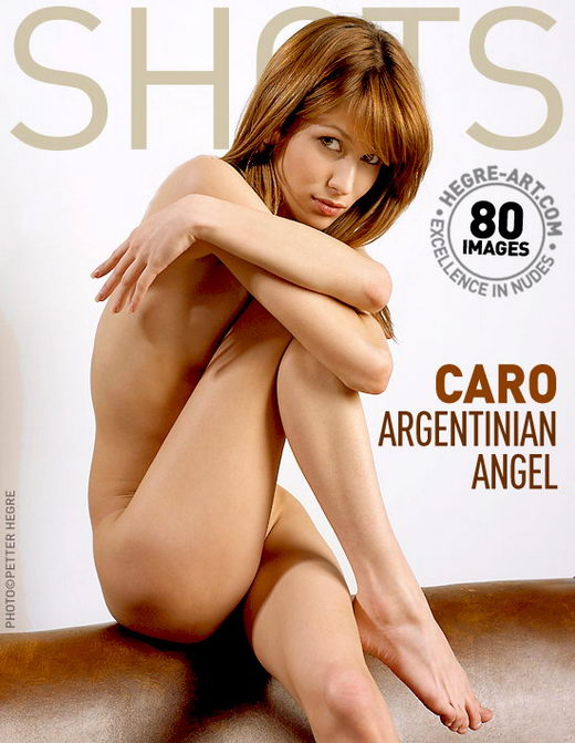 Caro - `Argentinian Angel` - by Petter Hegre for HEGRE-ART