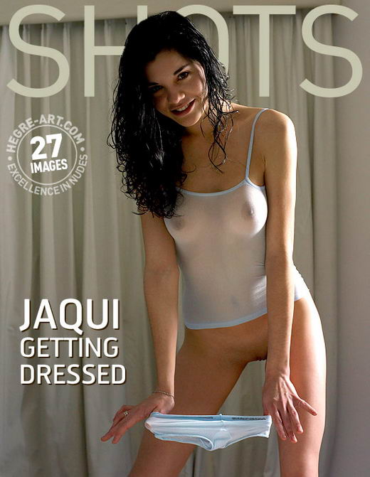 Jaqui in Getting Dressed gallery from HEGRE-ART by Petter Hegre