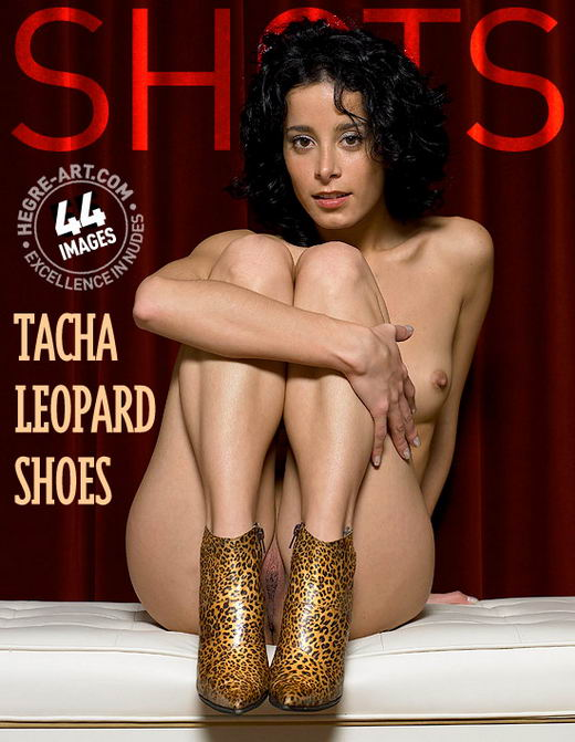 Tacha in Leopard Shoes gallery from HEGRE-ART by Petter Hegre