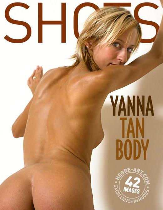 Yanna - `Tan Body` - by Petter Hegre for HEGRE-ART