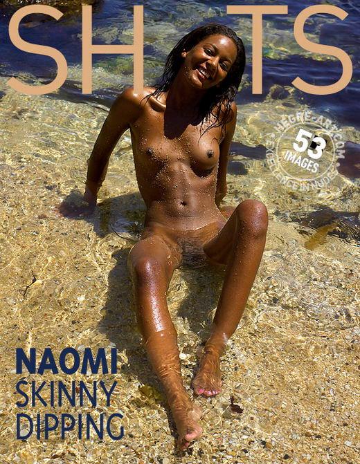 Naomi - `Skinny Dipping` - by Petter Hegre for HEGRE-ART