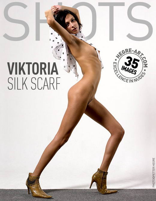 Viktoria in Silk Scarf gallery from HEGRE-ART by Petter Hegre