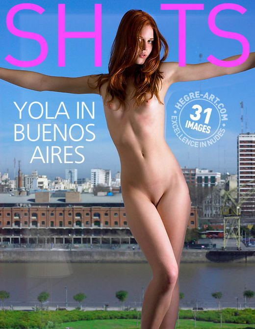 Yola - `Buenos Aires` - by Petter Hegre for HEGRE-ART