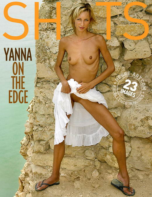 Yanna in On The Edge gallery from HEGRE-ART by Petter Hegre