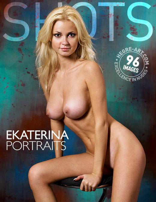 Ekaterina - `Portraits` - by Petter Hegre for HEGRE-ART