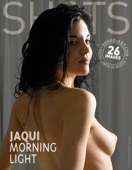 Jaqui - `Morning Light` - by Petter Hegre for HEGRE-ART