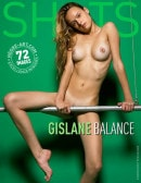Gislane in Balance gallery from HEGRE-ART by Petter Hegre