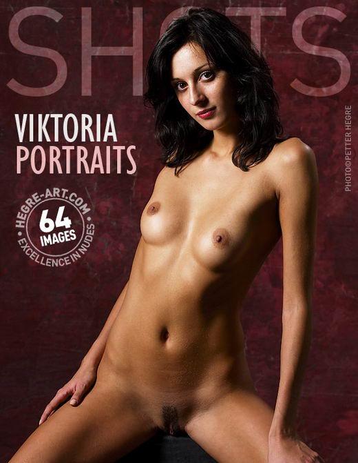 Viktoria - `Portraits` - by Petter Hegre for HEGRE-ART