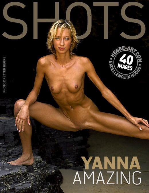 Yanna - `Amazing` - by Petter Hegre for HEGRE-ART