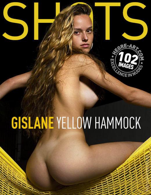 Gislane in Yellow Hammock gallery from HEGRE-ART by Petter Hegre