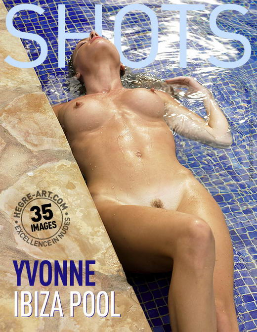 Yvonne - `Ibiza Pool` - by Petter Hegre for HEGRE-ART