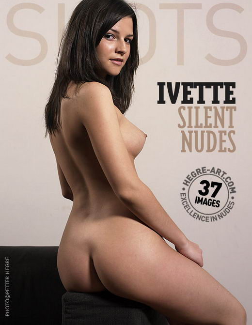 Ivette - `Silent Nudes` - by Petter Hegre for HEGRE-ART