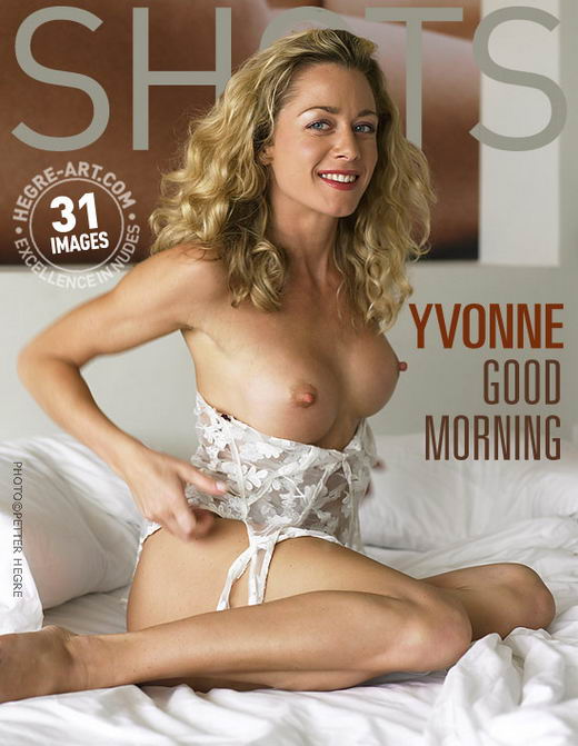Yvonne - `Good Morning` - by Petter Hegre for HEGRE-ART