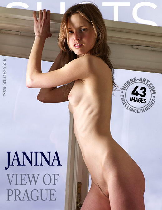 Janina in View Of Prague gallery from HEGRE-ART by Petter Hegre