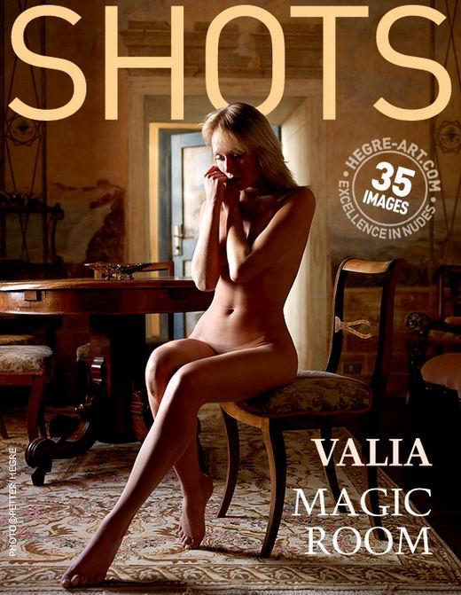 Valia - `Magic Room` - by Petter Hegre for HEGRE-ART