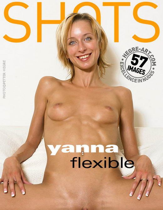 Yanna - `Flexible` - by Petter Hegre for HEGRE-ART