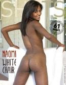 Naomi - White Chair