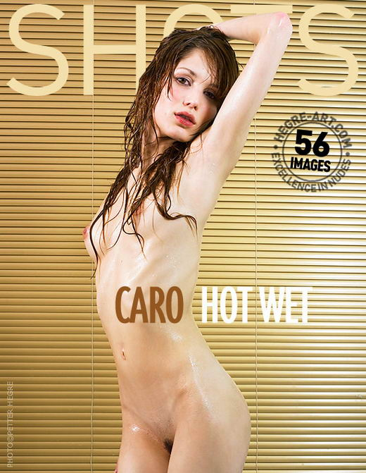 Caro - `Hot Wet` - by Petter Hegre for HEGRE-ART