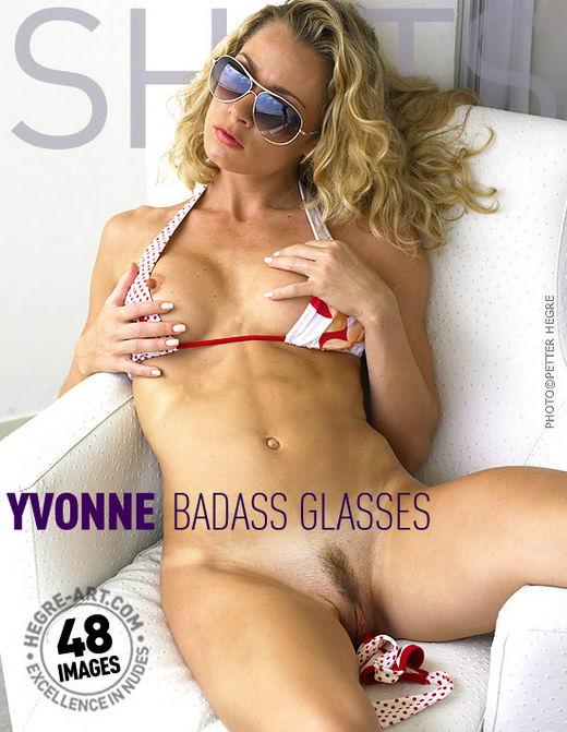 Yvonne - `Bad Ass Glasses` - by Petter Hegre for HEGRE-ART