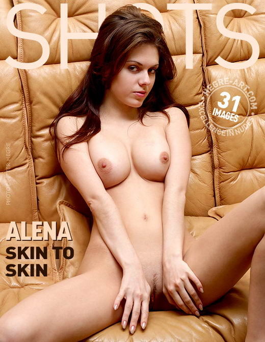 Alena - `Skin To Skin` - by Petter Hegre for HEGRE-ART