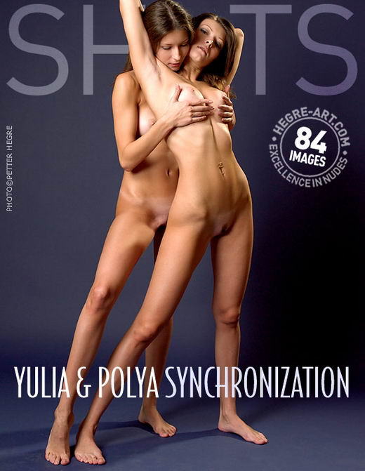 Yulia And Polya - `Synchronization` - by Petter Hegre for HEGRE-ART