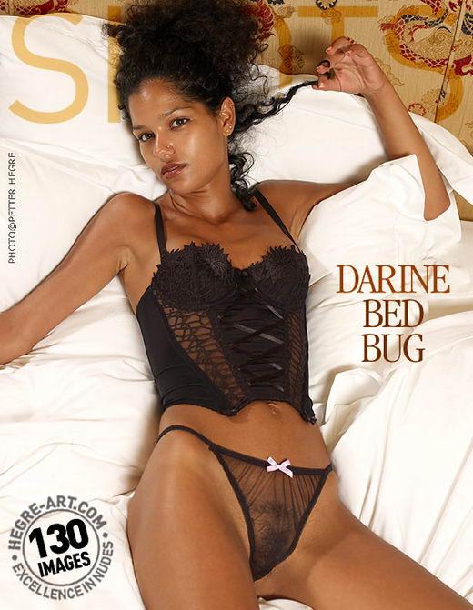 Darine - `Bed Bug` - by Petter Hegre for HEGRE-ART