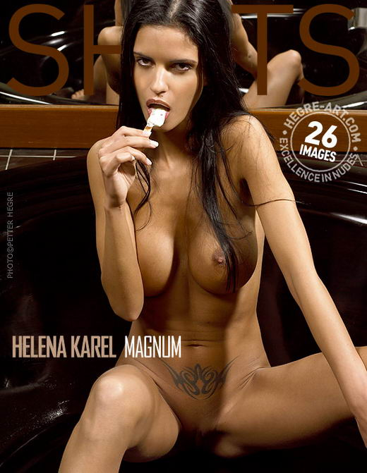 Helena Karel - `Magnum` - by Petter Hegre for HEGRE-ART