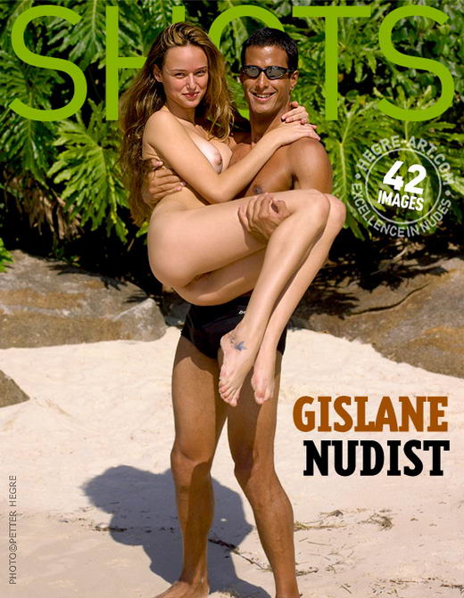 Gislane - `Nudist` - by Petter Hegre for HEGRE-ART