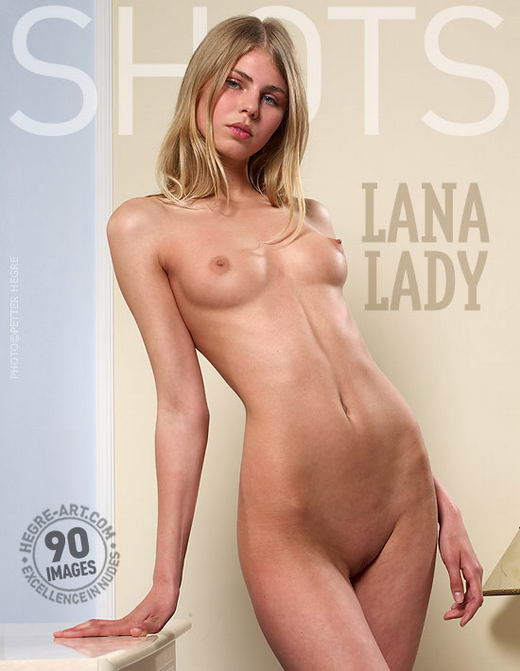 Lana - `Lady` - by Petter Hegre for HEGRE-ART