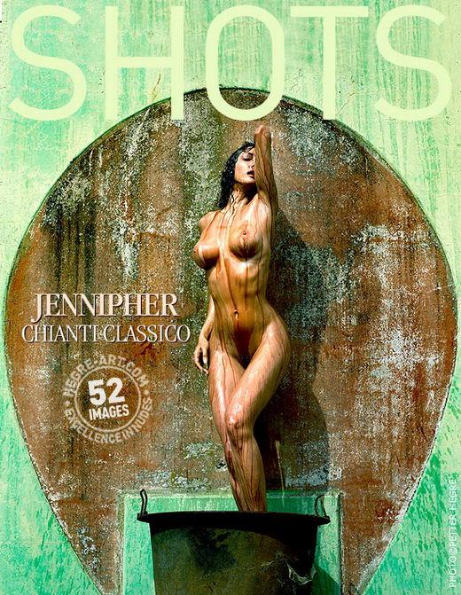 Jennipher - `Cianti Classico` - by Petter Hegre for HEGRE-ART