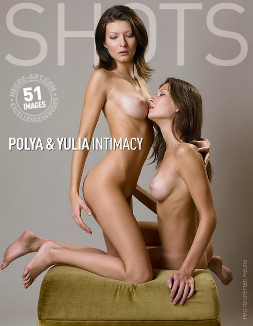 Polya And Yulia - `Intimacy` - by Petter Hegre for HEGRE-ART