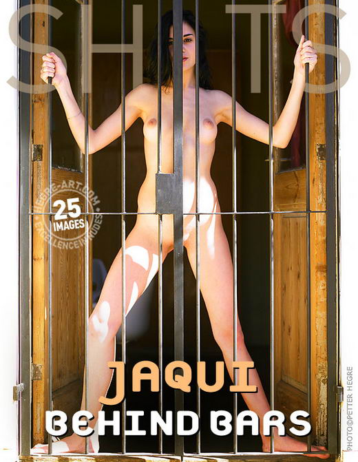 Jaqui - `Behind Bars` - by Petter Hegre for HEGRE-ART