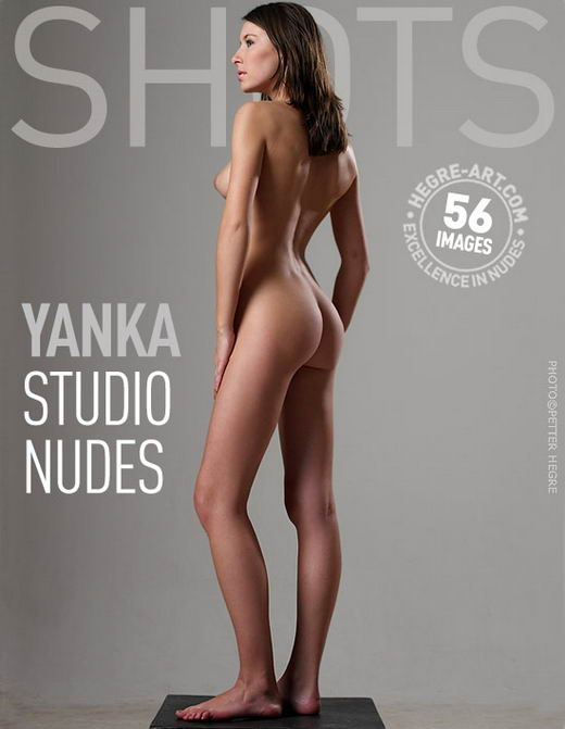 Yanka - `Studio Nudes` - by Petter Hegre for HEGRE-ART