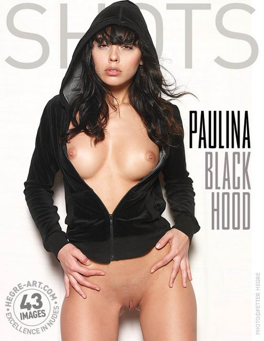Paulina - `Black Hood` - by Petter Hegre for HEGRE-ART